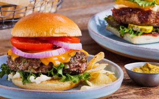 Four Brothers Gourmet Beef Patties