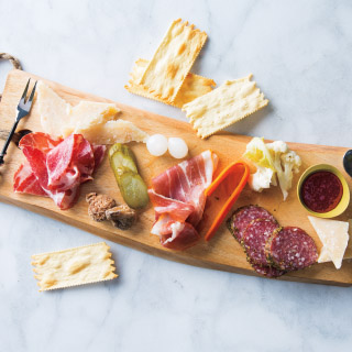 Building a Charcuterie Board