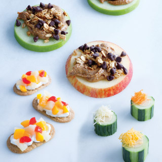 Healthy & Easy Back-to-School Snacks