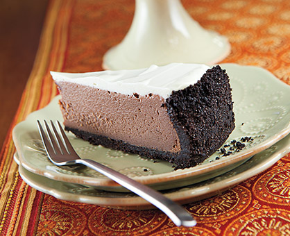 Chocolate Chocolate Cheesecake