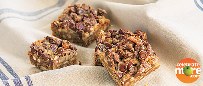 Pretzel Turtle Bars