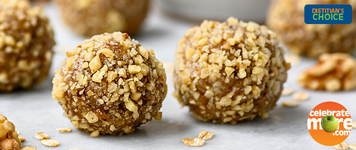 Maple Walnut Energy Balls