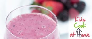 Chocolate Berry Smoothie