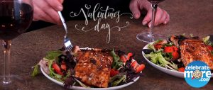 Valentine's Day Salmon Recipe