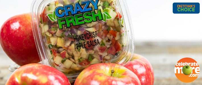 Crazy Fresh Apple Salsa