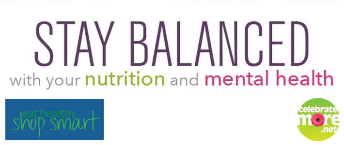 Stay Balanced with your Nutrition and Mental Health