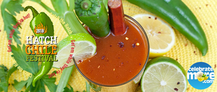 Hatch Chile Bloody Mary