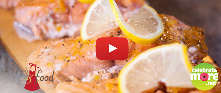 Simply Delicious Citrus Glazed Salmon