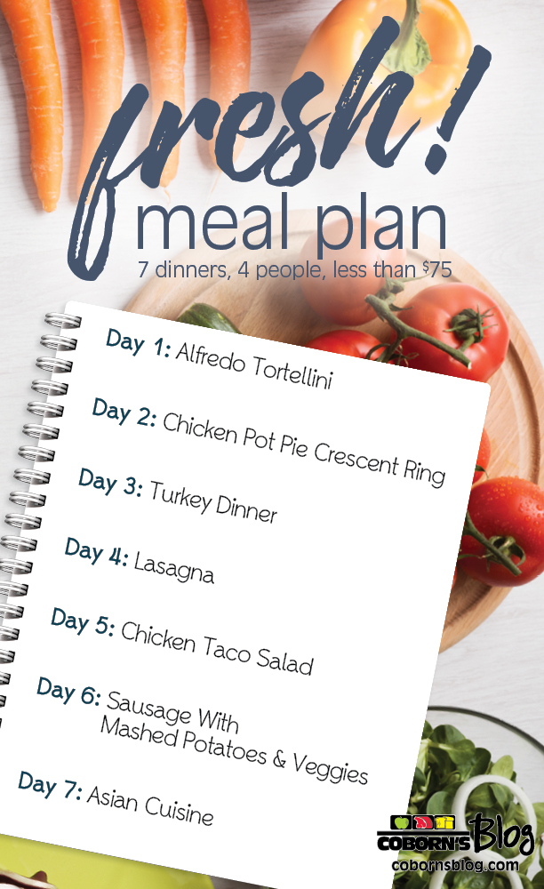 Fresh Meal Plan