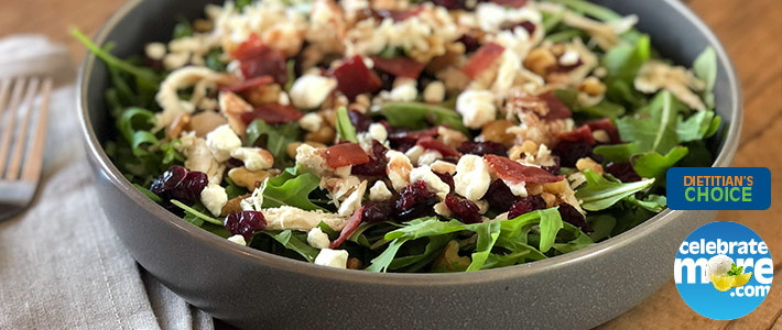 Cranberry Rotisserie Chicken Salad