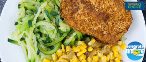 Dijon Crusted Chicken Breasts