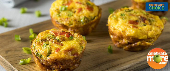 Cottage Cheese Egg Muffins