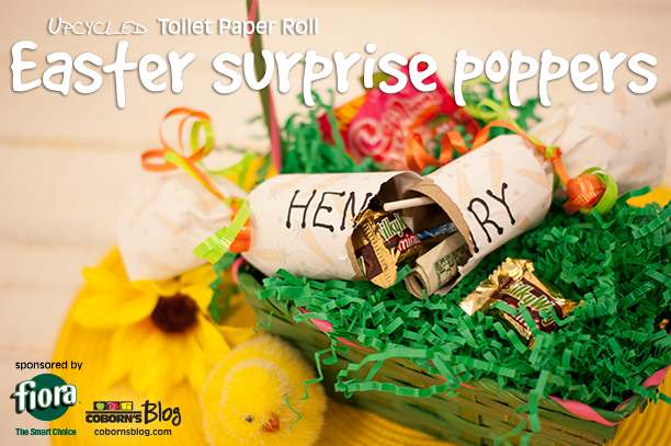 Easter Surprise Poppers - cobornsblog.com