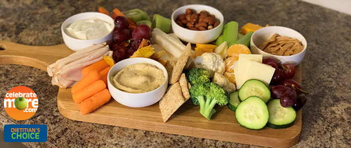 Healthy Snack Boards- A Fun Twist on Charcuterie Boards