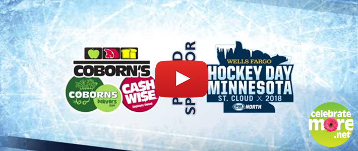 Hockey Day Minnesota – Meet our team!