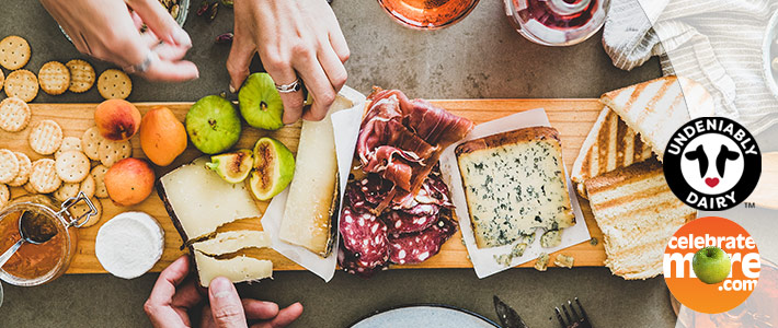 Adults Cook at Home: The Perfect Charcuterie Board