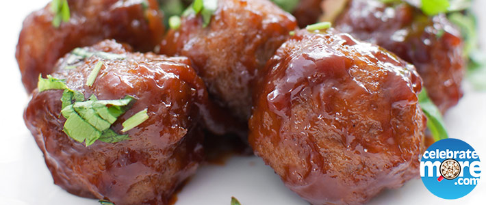 Honey Glazed Meatballs