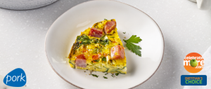 Easter Morning Quiche