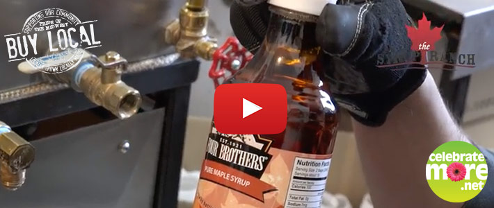 How It's Made – Four Brother's Maple Syrup